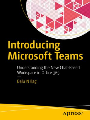 cover image of Introducing Microsoft Teams