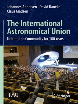 cover image of The International Astronomical Union