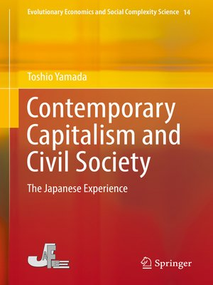cover image of Contemporary Capitalism and Civil Society