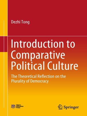 cover image of Introduction to Comparative Political Culture