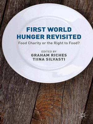 cover image of First World Hunger Revisited