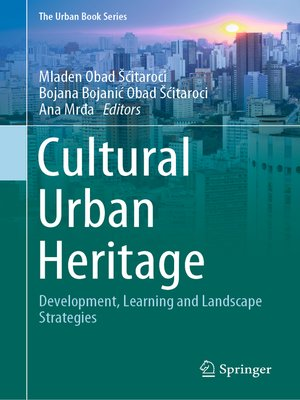 cover image of Cultural Urban Heritage