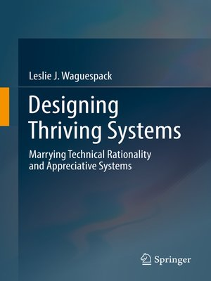 cover image of Designing Thriving Systems