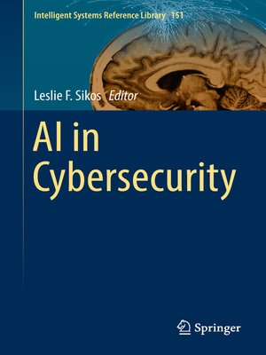 cover image of AI in Cybersecurity