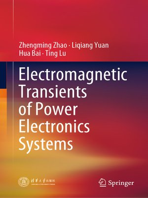 cover image of Electromagnetic Transients of Power Electronics Systems