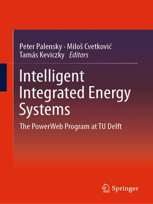 cover image of Intelligent Integrated Energy Systems
