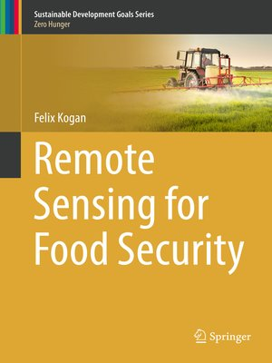 cover image of Remote Sensing for Food Security