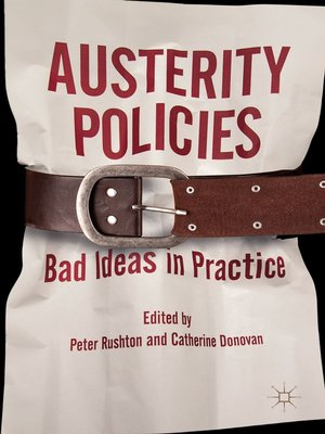 cover image of Austerity Policies