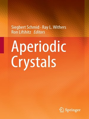 cover image of Aperiodic Crystals