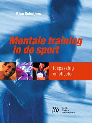cover image of Mentale training in de sport