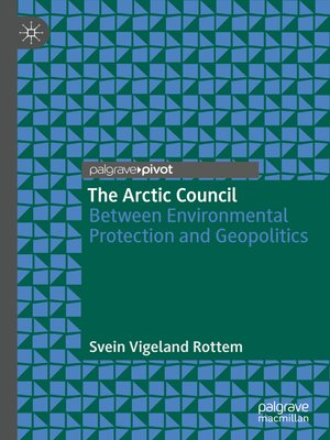 cover image of The Arctic Council