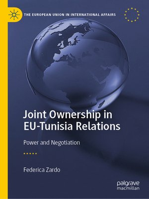 cover image of Joint Ownership in EU-Tunisia Relations