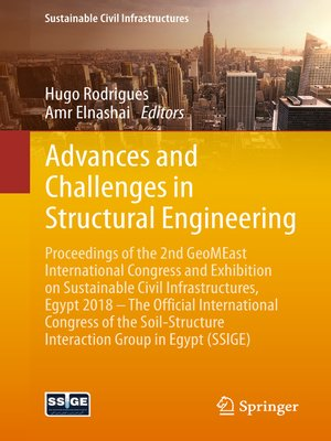 cover image of Advances and Challenges in Structural Engineering