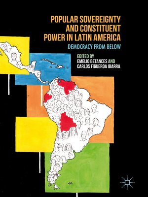 cover image of Popular Sovereignty and Constituent Power in Latin America