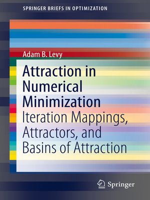 cover image of Attraction in Numerical Minimization