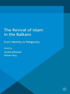 cover image of The Revival of Islam in the Balkans