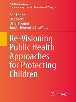 cover image of Re-Visioning Public Health Approaches for Protecting Children