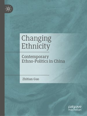 cover image of Changing Ethnicity