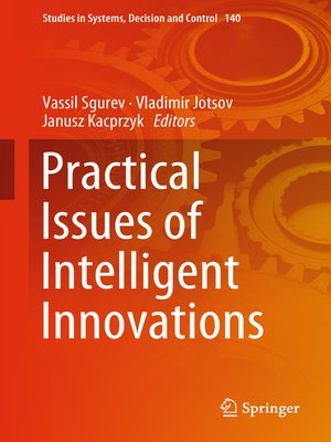 cover image of Practical Issues of Intelligent Innovations