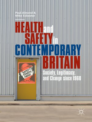 cover image of Health and Safety in Contemporary Britain