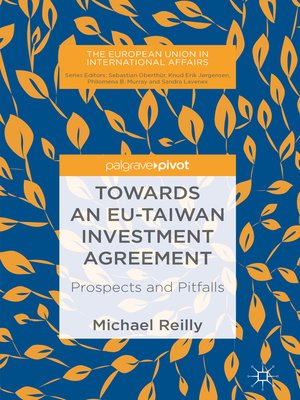 cover image of Towards an EU-Taiwan Investment Agreement