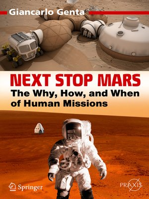cover image of Next Stop Mars