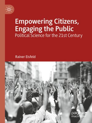 cover image of Empowering Citizens, Engaging the Public