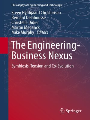 cover image of The Engineering-Business Nexus
