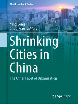 cover image of Shrinking Cities in China