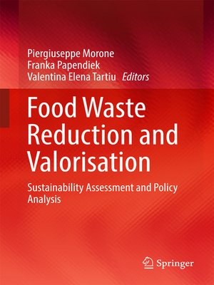 cover image of Food Waste Reduction and Valorisation