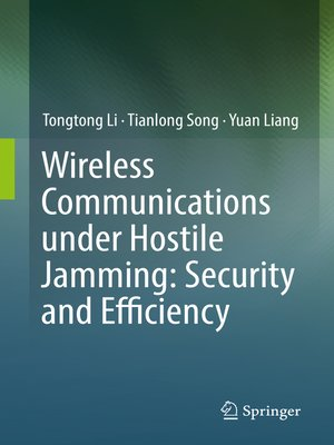 cover image of Wireless Communications under Hostile Jamming