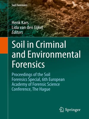 cover image of Soil in Criminal and Environmental Forensics