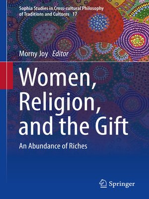cover image of Women, Religion, and the Gift