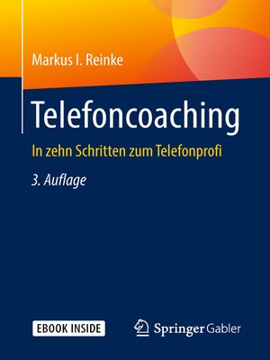 cover image of Telefoncoaching