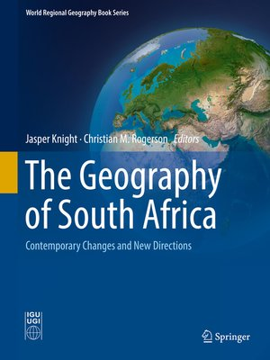 cover image of The Geography of South Africa