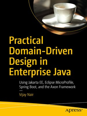 cover image of Practical Domain-Driven Design in Enterprise Java