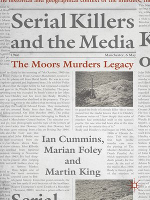 cover image of Serial Killers and the Media