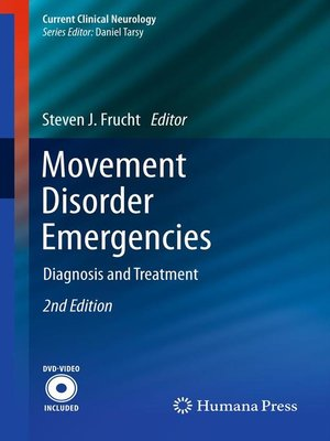cover image of Movement Disorder Emergencies