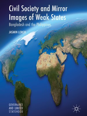 cover image of Civil Society and Mirror Images of Weak States