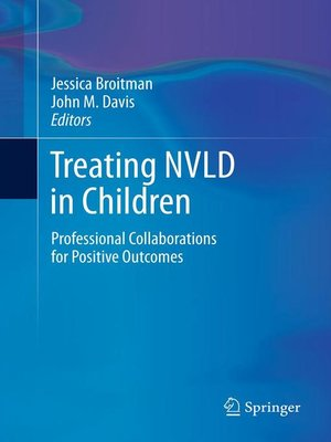 cover image of Treating NVLD in Children