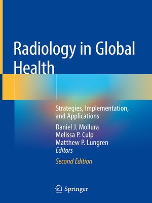 cover image of Radiology in Global Health