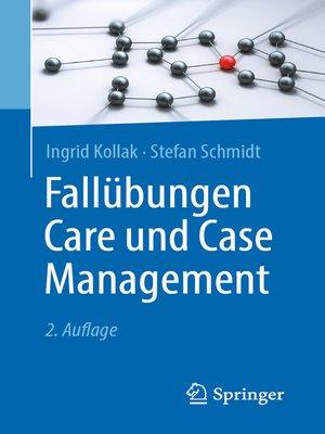 cover image of Fallübungen Care und Case Management