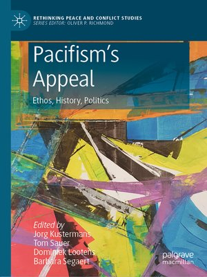 cover image of Pacifism's Appeal
