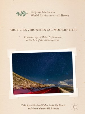 cover image of Arctic Environmental Modernities