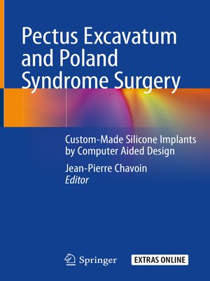cover image of Pectus Excavatum and Poland Syndrome Surgery