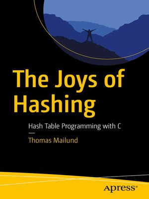 cover image of The Joys of Hashing