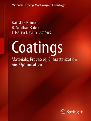 cover image of Coatings