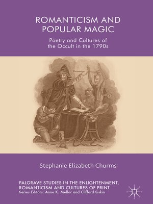 cover image of Romanticism and Popular Magic