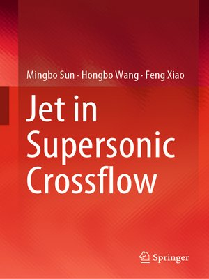 cover image of Jet in Supersonic Crossflow