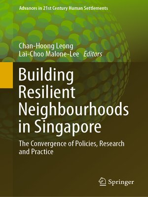 cover image of Building Resilient Neighbourhoods in Singapore